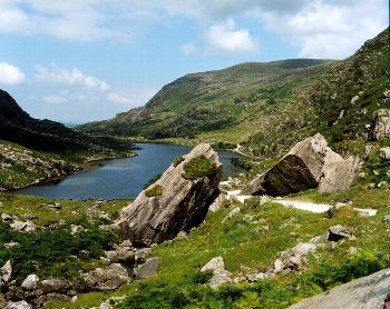 Gap of Dunloe, Killarney, Co. Kerry, Ireland