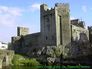 Cahir Castle, Cahir, Co. Tipperary, Ireland